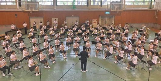 未来へつなぐ音と想い。世界へ 響け!岡山から私たちの音楽。 ~岡山市高校生バーチャル・ コンサート2021~